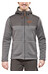 Jack Wolfskin Terra Nova F65 Hooded Jacket Men dark steel